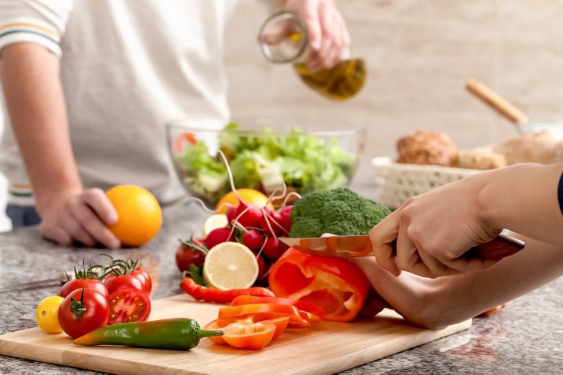 vegetable calorie count
